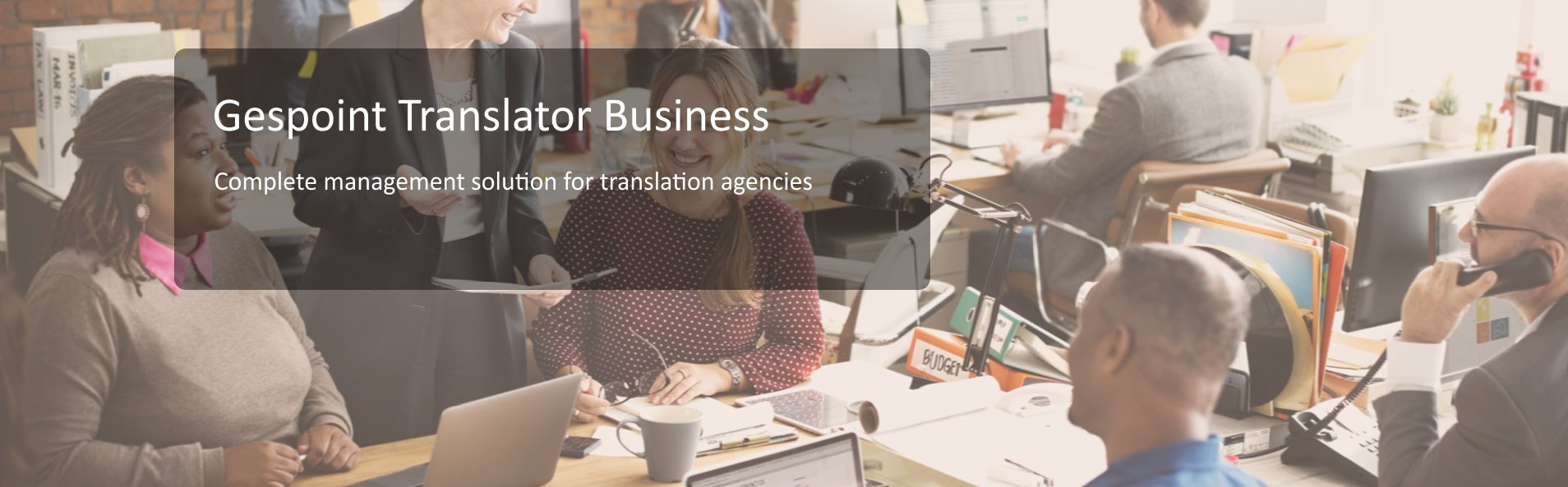 Translation Management software for LSP