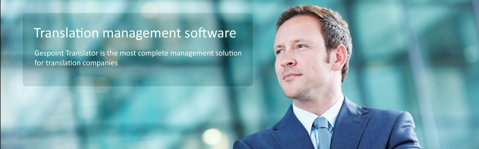 Complete management solution for translation companies